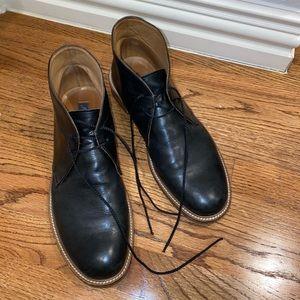 Johnston and Murphy dress boots